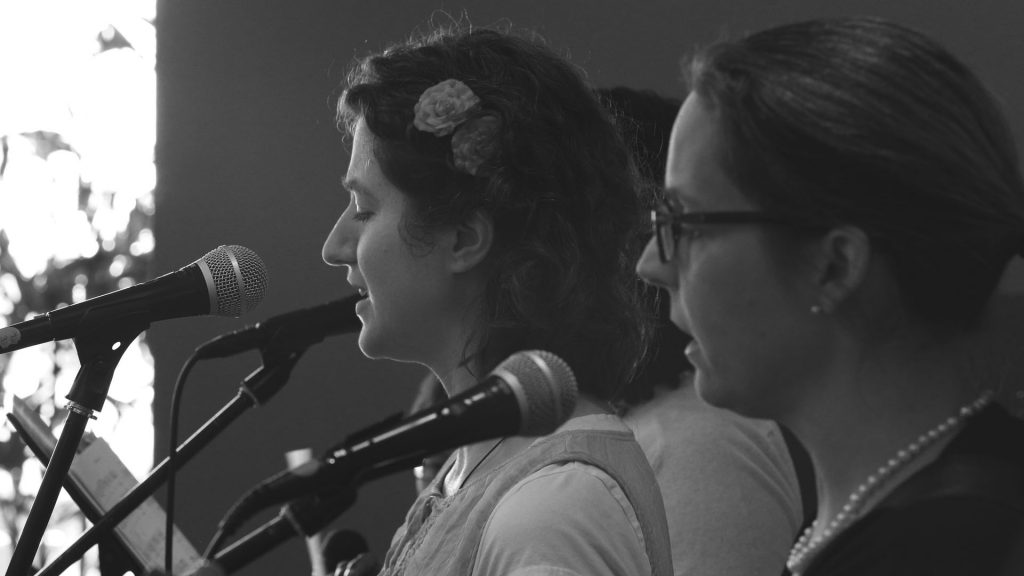 Some of Our Church Leaders Singing